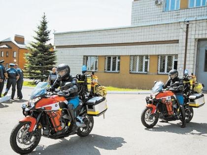 Некоторые казанские пожарные теперь похожи на суперменов // tatar-inform.ru
