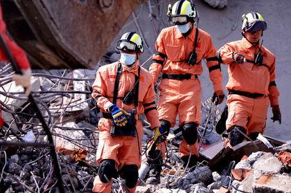 Спасатели ищут порвавших без вести // Zhang Guojun/Global Look Press