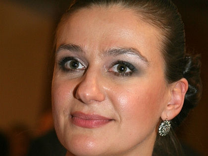 Анастасия Мельникова // Екатерина Цветкова / Russian Look