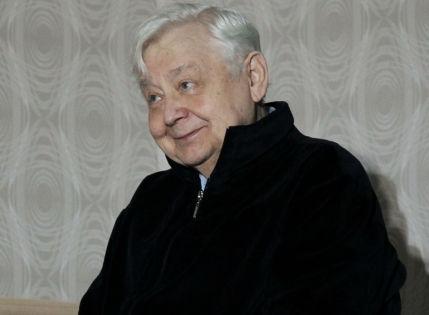 Олег Табаков // Екатерина Цветкова / Russian Look