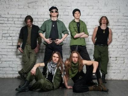 """Официальная страничка группы """"Тень Солнца"""" на сайте Вконтакте"""