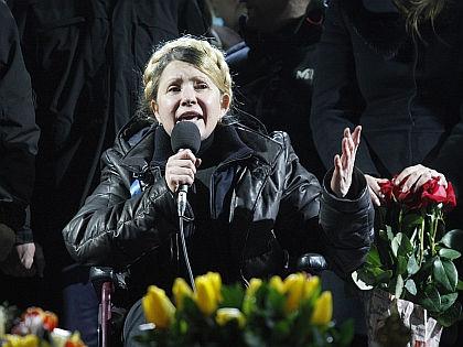 Юлия Тимошенко // Global Look