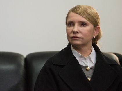 Юлия Тимошенко // Romain Carre/Global Look