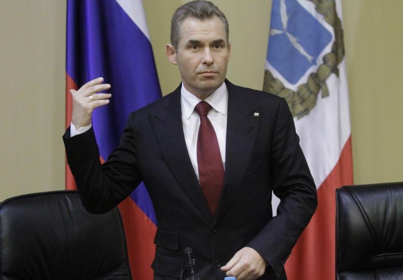 Астахов признался в глупости // Nikolay Titov / Russian Look
