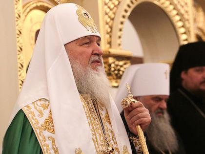 Патриарх Кирилл выступит в Госдуме 22 января // Николай Титов / Russian Look