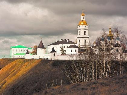 "До XVIII века Тобольск даже на картах обозначали как ""город Сибирь"" // Shutterstock"