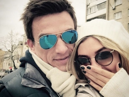 Влад Топалов с новой подругой // Instagram Влада Топалова