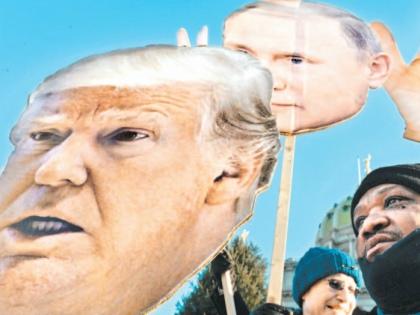 20 января вступает в должность избранный президент США Дональд Трамп // Global Look Press