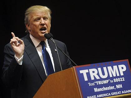 Дональд Трамп признался в своей любви к России  // Dennis Van Tine / Global Look Press