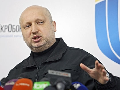 Александр Турчинов обвинил РФ в теракте в Бельгии // Serg Glovny / Global Look Press
