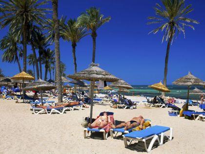Пляж Туниса // K. Kreder/Global Look