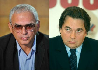Шахназаров и Эрнст // Global Look Press