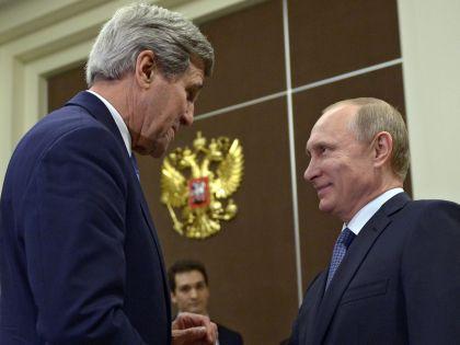 У меня прошли откровенные переговоры с президентом Путиным и главой МИД Лавровым, написал американец // Global Look Press