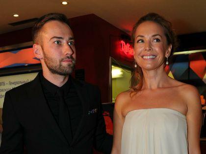 Дмитрий Шепелев и Жанна Фриске  // Russian Look