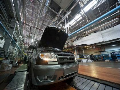 Сокращение продаж в период кризиса УАЗ коснулось в наименьшей степени // Konstantin Kokoshkin / Global Look Press