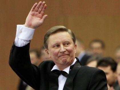 Сергей Иванов даёт дорогу молодым?  // Dmitry Golubovich / Global Look Press