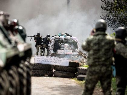 Ситуация на Украине // Senkar Tomas/Global Look
