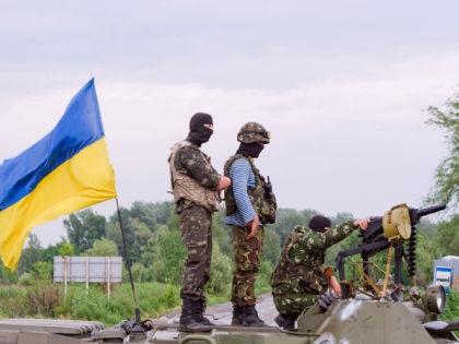 Украинские военнослужащие // Global Look
