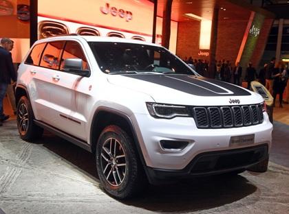 Отзыв касается лишь автомобилей Jeep Grand Cherokee и Liberty, выпущенных в период с мая 2003-го по апрель 2005 года // Uli Deck / Global Look Press