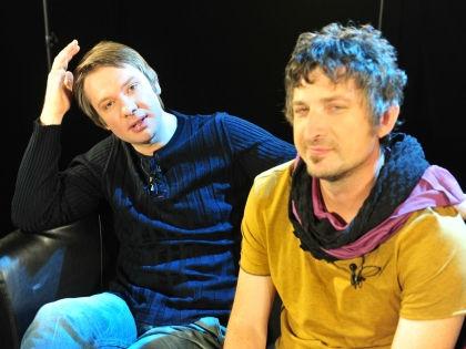 Владимир Ткаченко и Максим Кучеренко // Global Look Press
