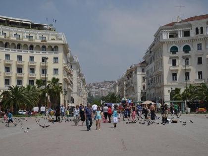 Греция – удивительно красивая, дружелюбная и благодатная страна // Маша Нестерова