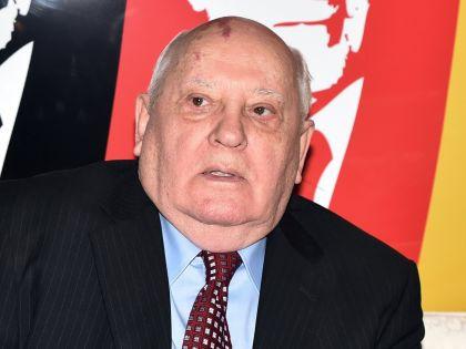 У русского человека есть все основания для патриотизма, уверен Горбачёв // Global Look Press
