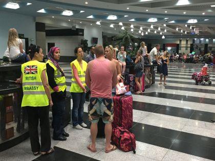 Аэропорт в Шарм-эль-Шейхе // Global Look Press