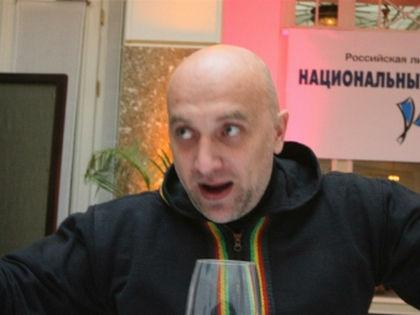 Захар Прилепин // Замир Усманов / Russian Look