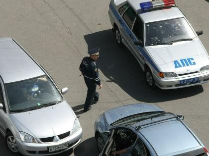 В Москве зафиксировано рекордное количество оштрафованных автомобилистов // Замир Усманов / Russian Look
