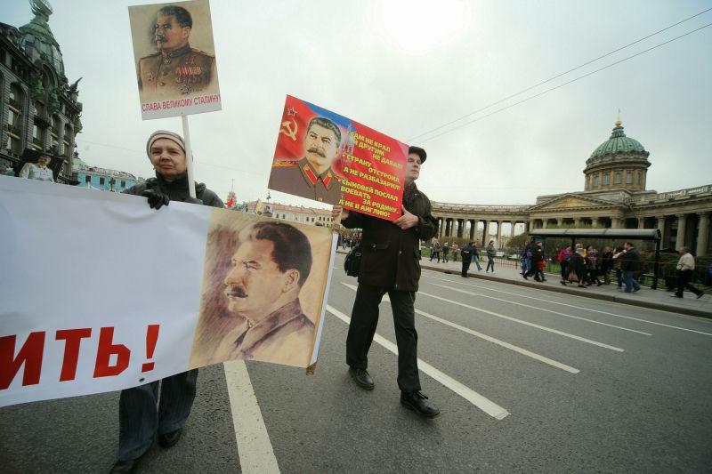 Правозащитники требуют запрета восхваления диктатора // Zamir Usmanov / Russian Look