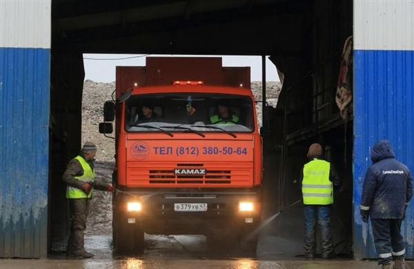 Закроют ли грузовикам въезд в Москву? // Zamir Usmanov / Russian Look