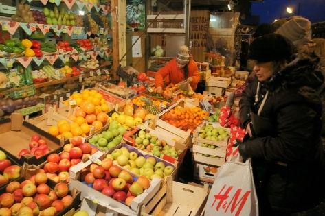 В прошлом году продукты в целом по стране подорожали на 15% // Zamir Usmanov / Russian Look