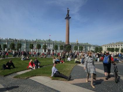 Этой осенью в лидеры внутреннего туризма имеет все шансы выбиться Санкт-Петербург // Замир Усманов / Russian Look