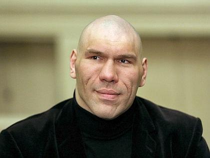 Николай Валуев // Russian Look