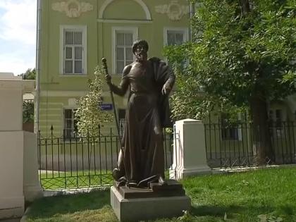 В Москве установлен памятник Ивану Грозному – уже второй появившийся в России менее чем за год // Стоп-кадр YouTube
