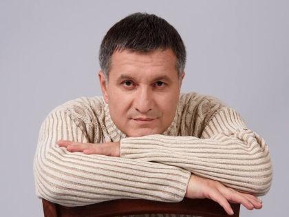 Личная страничка Арсена Авакова на Facebook