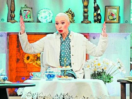 Татьяна Васильева // Елизавета Карпушкина