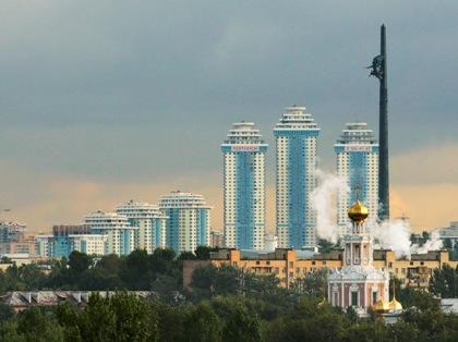 Самая высокая стоимость квадратного метра в сегменте элитной недвижимости отмечена в Пресненском районе — 1,65 млн руб./кв. м, а самая низкая в районе Замоскворечье — 553,0 тыс. руб./кв. м // Vasilii Smirnov / Global Look Press