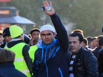"""""""Надо сказать работодателям, что если вы не платите мигрантам зарплату, то вам грозит тюрьма"""" // Zamir Usmanov / Global Look Press"""