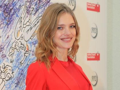 Наталья Водянова // Global Look