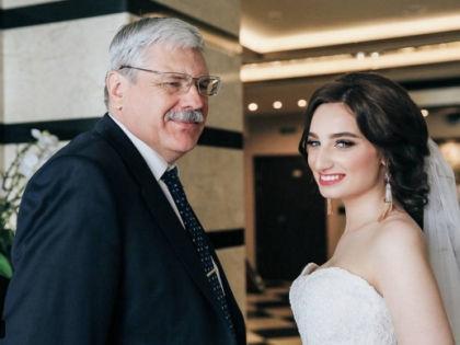 Павел Солтан с дочерью Анастасией // Instagram Анастасии Солтан