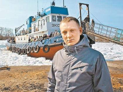 Андрей Веселков // архив редакции
