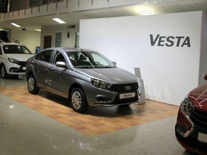 29 августа началась продажа Lada Vesta Exclusive // Global Look Press