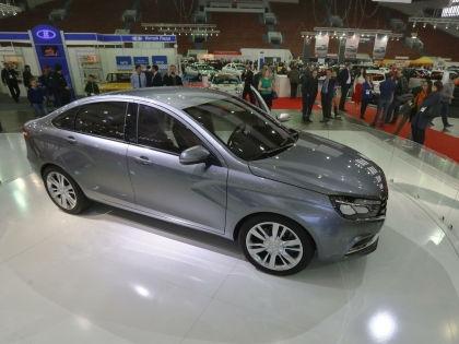 Lada Vesta придет на замену модели Priora // Russian Look