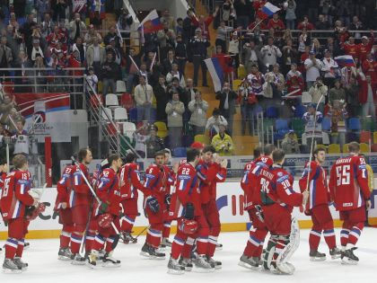 В олимпийскую сборную обещают взять тех кто еще не попал в национальную, но уже «стучится в ее двери» // Александр Вильф / Global Look Press