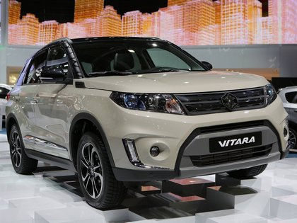 Suzuki Vitara не будет наследником Grand Vitara, а станет абсолютно другим автомобилем // Global Look Press