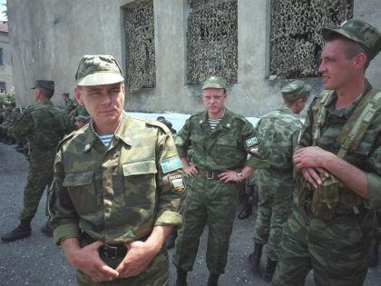 Военнослужащие // Russian Look