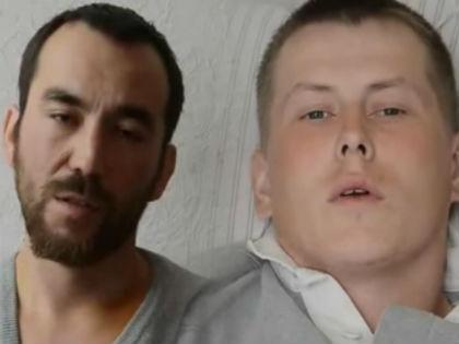 Евгений Ерофеев и Александр Александров // Кадр YouTube