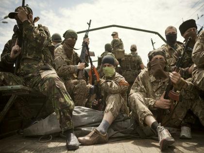 Военнослужащие на Украине // Global Look