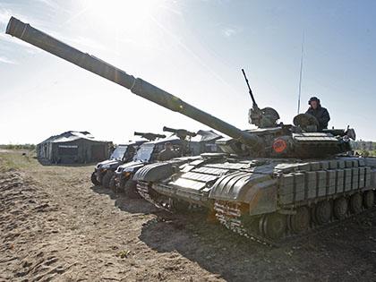 Российский военный погиб при минометном обстреле сирийского воинского гарнизона 1 февраля // Global Look Press